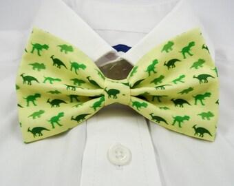 Dinosaurs Bow Tie