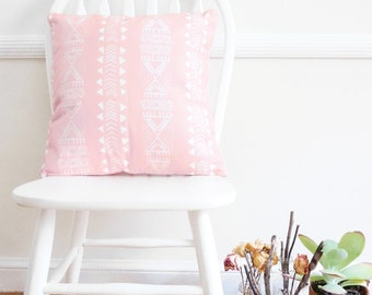 Pink Creek Pillow