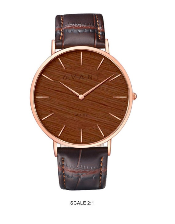 mens wood wood watches for by