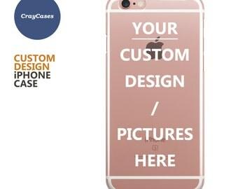 Custom iPhone 6 Cases, Custom iPhone 7 Case, Personalized iPhone Case, Custom iPhone 6 Plus Case, Custom Case (Shipped From UK)