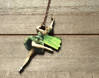 Natural Whimsy Collection: Tiny Dancer Necklace