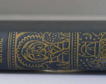 JUST SO STORIES by Rudyard Kipling 1902 First American Edition