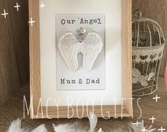 Angel Wings Frame