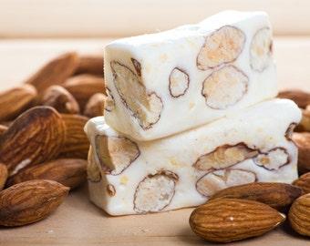 Almond Nougats (chewy soft) - Gluten Free