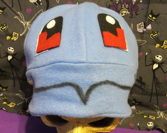 Squirtle Inspired Costume Hat