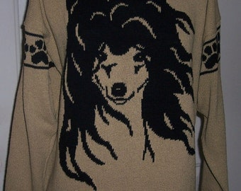 Custom Knit Chinese Crested Sweater ****Create your own sweater see below*****