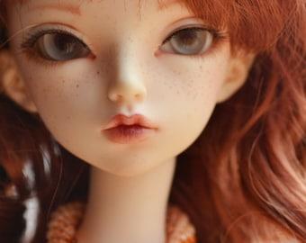 Dollfie BJD MSD Necklace- BRM005- handmade miniature doll jewellery