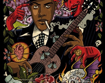 Robert Johnson and the devil