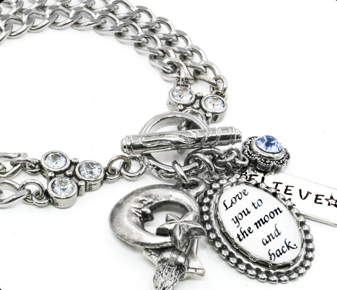 Quote Jewelry Inspirational Jewelry Saying Bracelet
