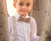 Toddler Baby  Boy Bow tie, Drivers Hat, Suspender  set size 3 months to 8 years custom Order your design