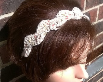 Ric Rac Crochet Headband