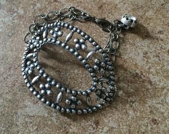 Shoe Buckle Replica Bracelet