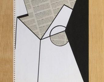 Minimal Geometric Collage