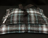 Flannel Corn Heating Pad, Corn Bag Set, Microwave Heating Pad, Ice Pack, Heat Therapy, Relaxation Gift, Christmas Gift For Him, Gift for Dad