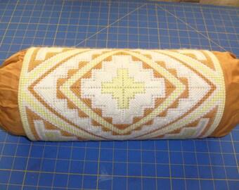 Golden Yellow Pillow Roll