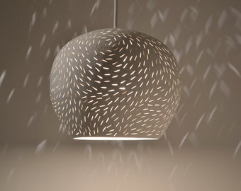Ceiling Light: Clay Light Pendant Medium