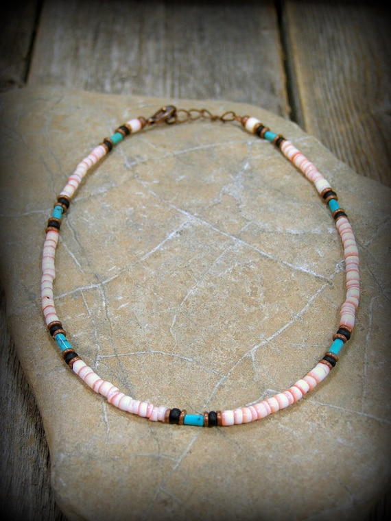 Tribal Bracelet, Minimalist Bracelet, Native American, Bohemian Bracelet, Native Anklet, Boho Bracelet, Heishi Bracelet, Stack Bracelet