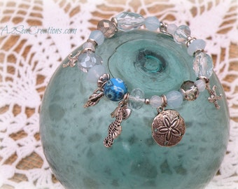 Mermaid Ankle or Wrist Bracelet