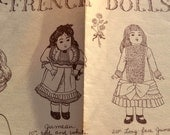 French Doll Identification Chart Sandy Williams