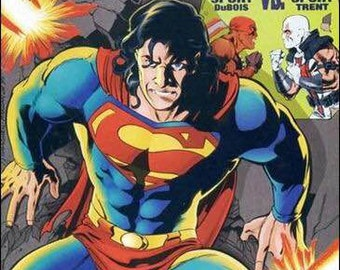 Issue 526 Adventures of SUPERMAN Comic Book from DC Comics