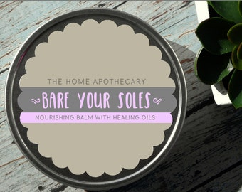 Bare Your Soles Foot Balm