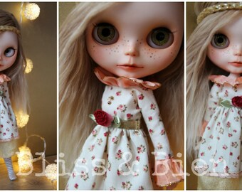 "Blythe  fairy tale dress ""Sleeping Beauty"""