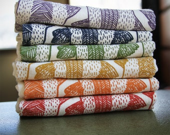 Rainbow Trout 6 Pack - Flour Sack Towels - Hand Screen Printed