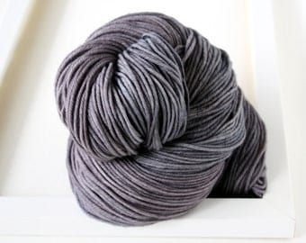 Arroyo - Malabrigo - Plomo - DK weight - superwash - merino wool - variegated - kettle dyed - yarn