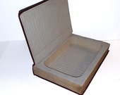 Hollow Book Safe The Story of A Varied Life Cloth Bound vintage Secret Compartment Keepsake Box Hidden Security Box