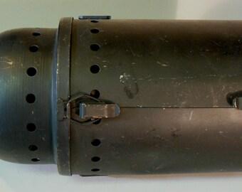Vintage Theater Can Lamp Spotlight Bullet