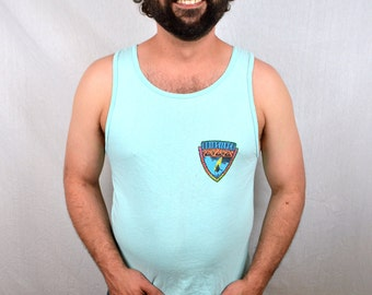 Vintage 1980s Quicksilver Tank Top Shirt