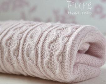 Baby blanket 'Ellis' knitting pattern