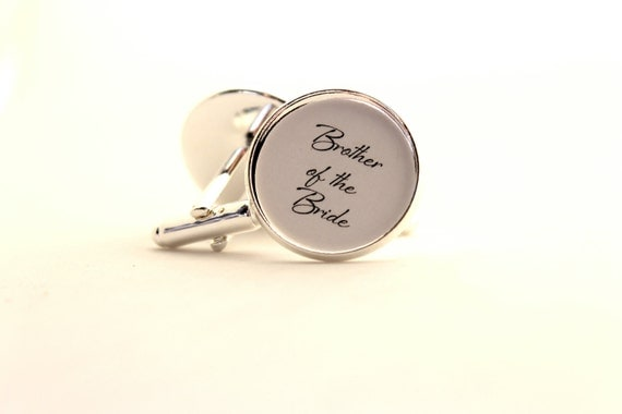 Brother Gift, Wedding Cufflinks, Cuff links, Brother