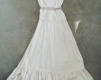 Maxi Gypsy Dress