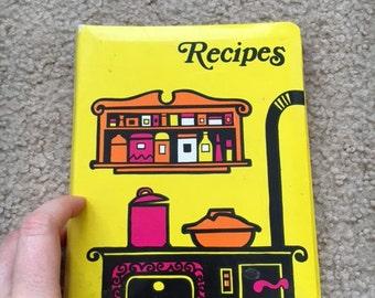Vintage Recipes Book