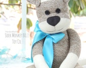 The Original Sock Puppy Dog, Sock Monkey Doll, Gifts for Children, New Design Release January 9th