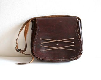 Boho Satchel Bag