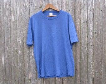 Vintage Super Thin Tshirt Mens Large