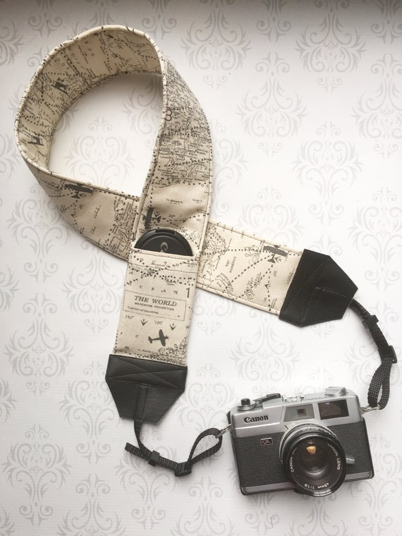 DSLR Camera Strap Extra Long Padded with 2 Lens by ... - photo#42