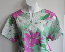 S-3X - Post Surgery Clothing - Shoulder. Breast Cancer, Heart / Adaptive Clothing /  Hospice /  Breastfeeding - Style Gracie