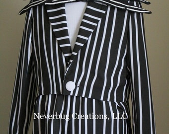 Jack Skellington Custom Costume