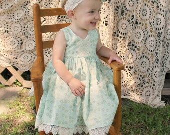 Mommy's Sweetheart Dress 3/6 months--6Yrs