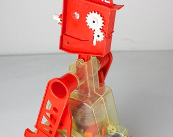 Mr. Machine from Ideal Toys -Price Reduced