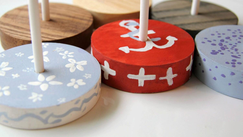 paintable cake pop stands set of 5. Black Bedroom Furniture Sets. Home Design Ideas