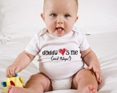 Mommy Loves Me (and Naps!) - Funny Baby Onesie