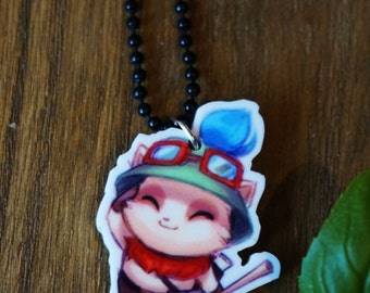 League Of Legends, Teemo Necklace