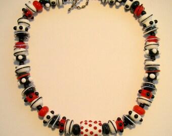 RED, WHITE, & BLACK