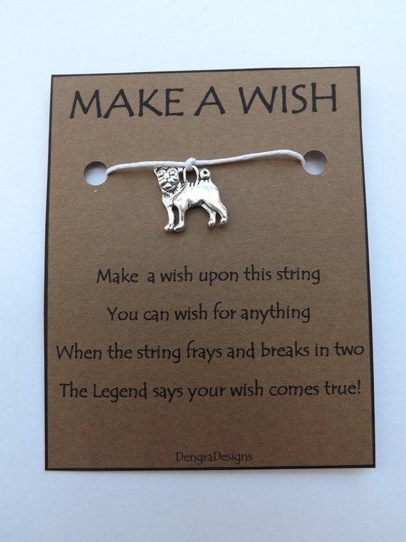 Pug Wish String