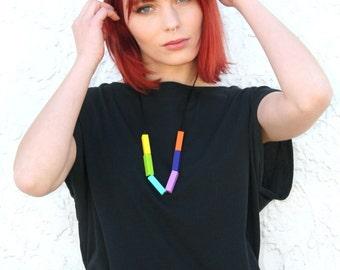 Women's Black Tee , Unique  T-Shirt, Top Organic cotton. Sustainable Fashion, Eco, Slow Fashion  *Free Shipping*