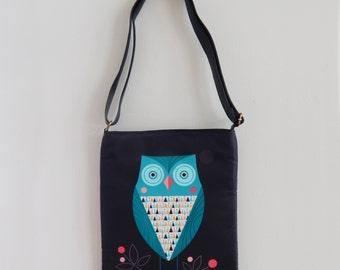 Owl, sling bag